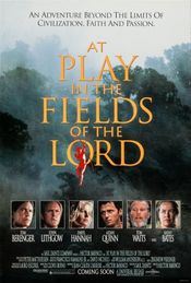 Poster At Play in the Fields of the Lord