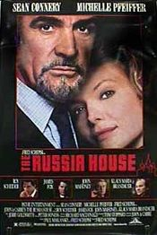 Poster The Russia House
