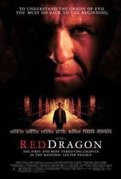 Poster Red Dragon