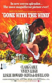 Poster Gone with the Wind