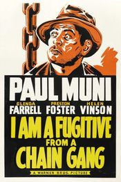 Poster I Am a Fugitive from a Chain Gang