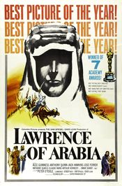 Poster Lawrence of Arabia