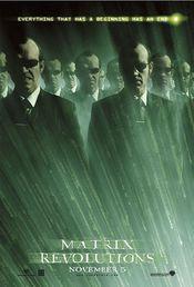 Poster The Matrix Revolutions