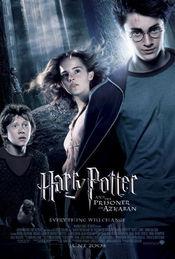 Poster Harry Potter and the Prisoner of Azkaban