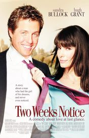 Poster Two Weeks Notice