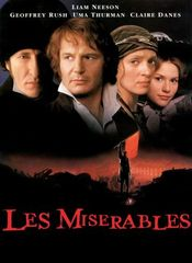 Poster Les Miserables