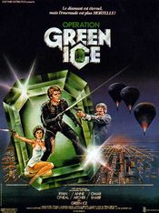 Poster Green Ice
