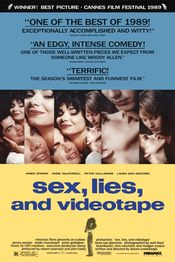 Poster Sex, Lies, and Videotape