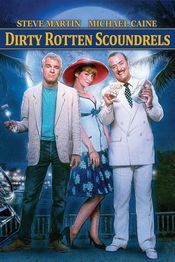 Poster Dirty Rotten Scoundrels