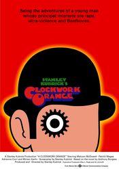 Poster A Clockwork Orange