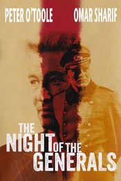 Poster The Night of the Generals