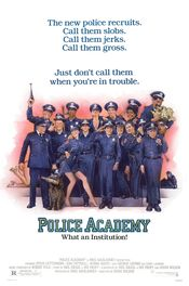 Poster Police Academy