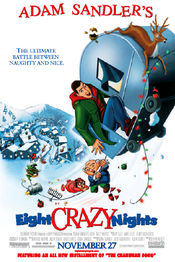 Poster Eight Crazy Nights