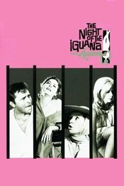 Poster The Night of the Iguana