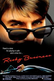 Poster Risky Business