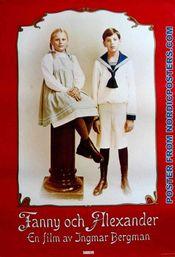 Poster Fanny och Alexander