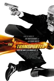 Poster The Transporter