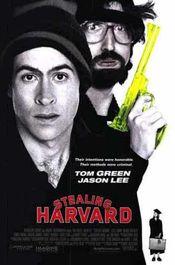 Poster Stealing Harvard