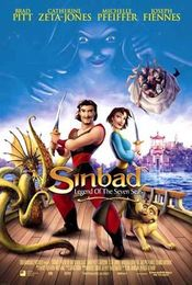Poster Sinbad: Legend of the Seven Seas