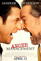 Poster Anger Management