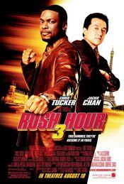 Poster Rush Hour 3