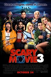 Poster Scary Movie 3