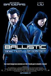 Poster Ballistic: Ecks vs. Sever