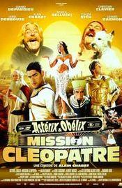 Poster Astérix & Obélix: Mission Cléopâtre