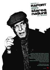 Poster Raport despre starea natiunii