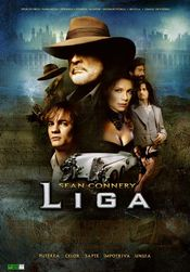 Poster The League of Extraordinary Gentlemen