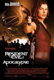 Poster Resident Evil: Apocalypse