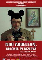 Niki Ardelean, colonel în rezervă