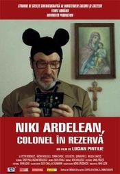 Poster Niki Ardelean, colonel în rezervă