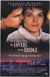 Poster Les Amants du Pont-Neuf