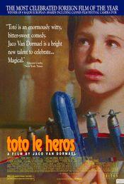 Poster Toto le héros