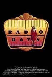 Poster Radio Days