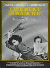 Poster Vivement dimanche!