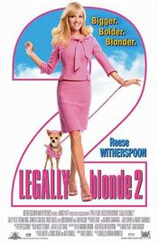 Poster Legally Blonde 2: Red, White & Blonde