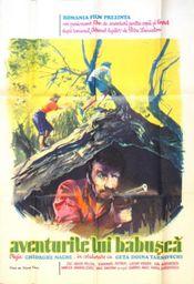 Poster Aventurile lui Babușcă