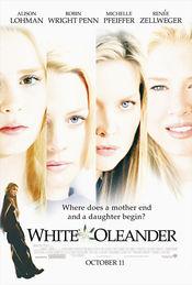 Poster White Oleander