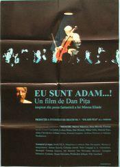 Poster Eu sunt Adam!