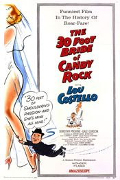 Poster The 30 Foot Bride of Candy Rock