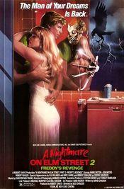 Poster A Nightmare on Elm Street Part 2: Freddy's Revenge