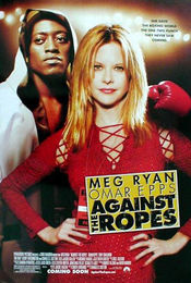Poster Against the Ropes