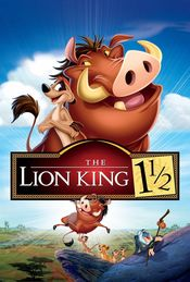 Poster The Lion King 1½