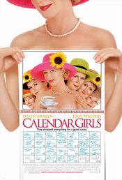Poster Calendar Girls
