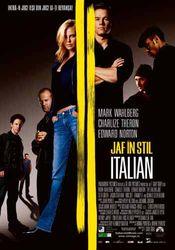 Poster The Italian Job