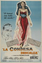 Poster The Barefoot Contessa