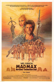 Poster Mad Max Beyond Thunderdome