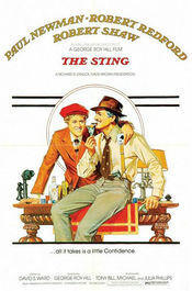 Poster The Sting
